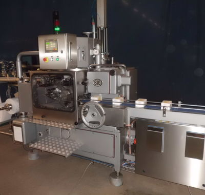 Butter / Margarine packing machine