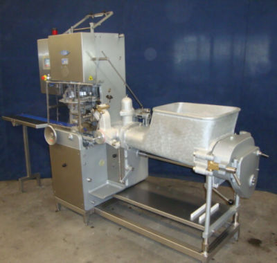 Benhil 8311 automatic packing/wrapping machine of butter or margarine
