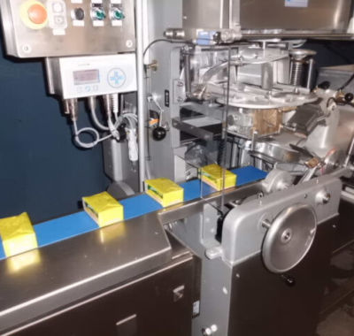 Benhil 8311 Junior automatic packing/wrapping machine of butter or margarine