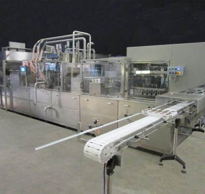 filling and packaging machines