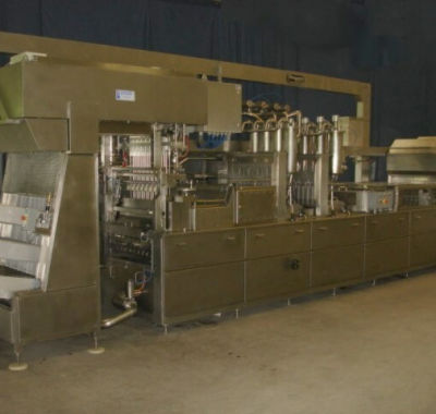 filling and packing machine
