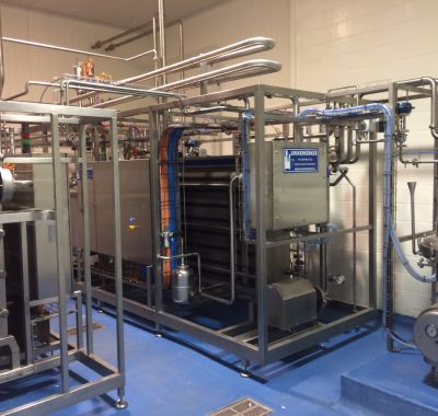 pasteurization heaters