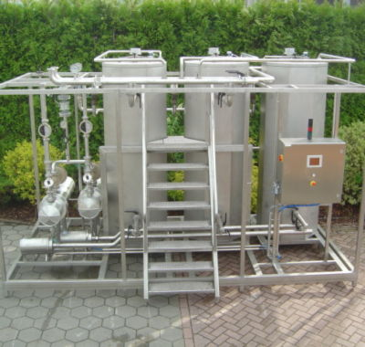 Reconditioned CIP units