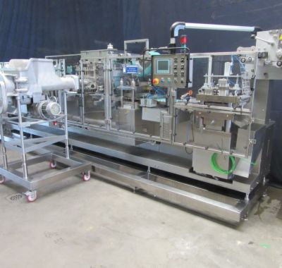 Hassia cup forming machine