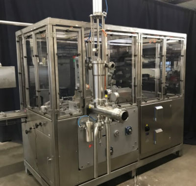 Benhil Multipack 8380 automatic packing/wrapping machine of butter or margarine