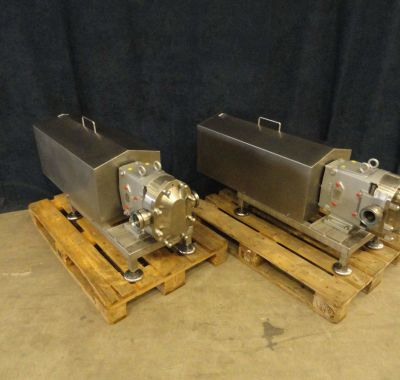 Reconditioned pumps